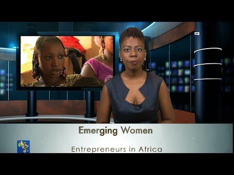Emerging African Women Entrepreneurs