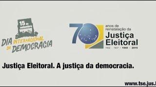 No Brasil Eleitor História desta semana você vai rever as campanhas institucionais produzidas pela Justiça Eleitoral. E haja criatividade para produzir conteúdo para candidatos, partidos...