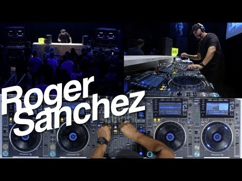Roger Sanchez - DJsounds Show