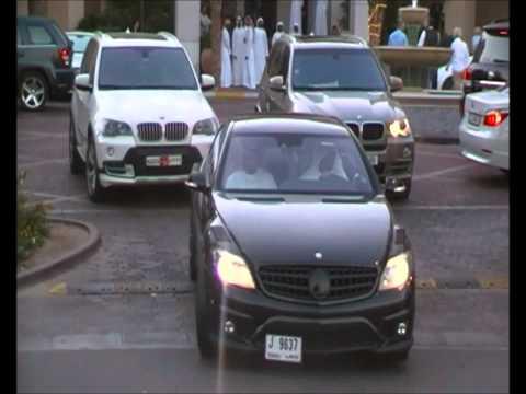 Abu Dhabi cars 2010
