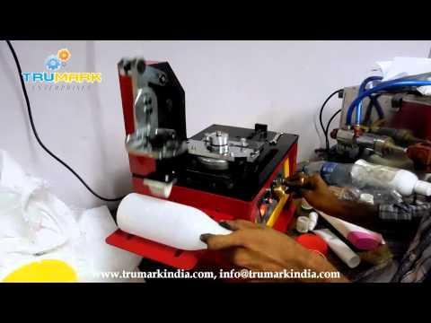 pad printing machine, date printer, logo marking system