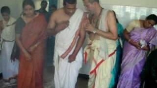 Delanthabettu Shreyas Upanayana at Bhadravathi March 13,2009 12