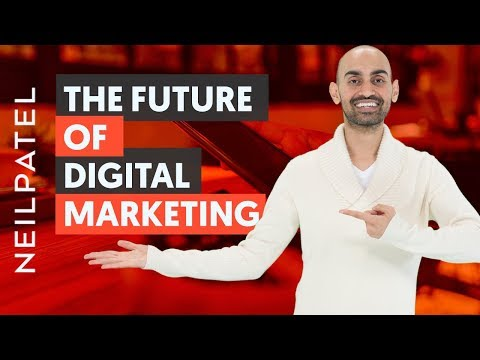 The Future of Marketing – in 2020 and Beyond