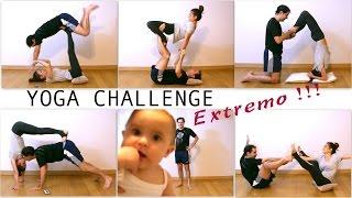 YOGA CHALLENGE EXTREMO !!! Caídas / Risas / Bromas VERDELISS