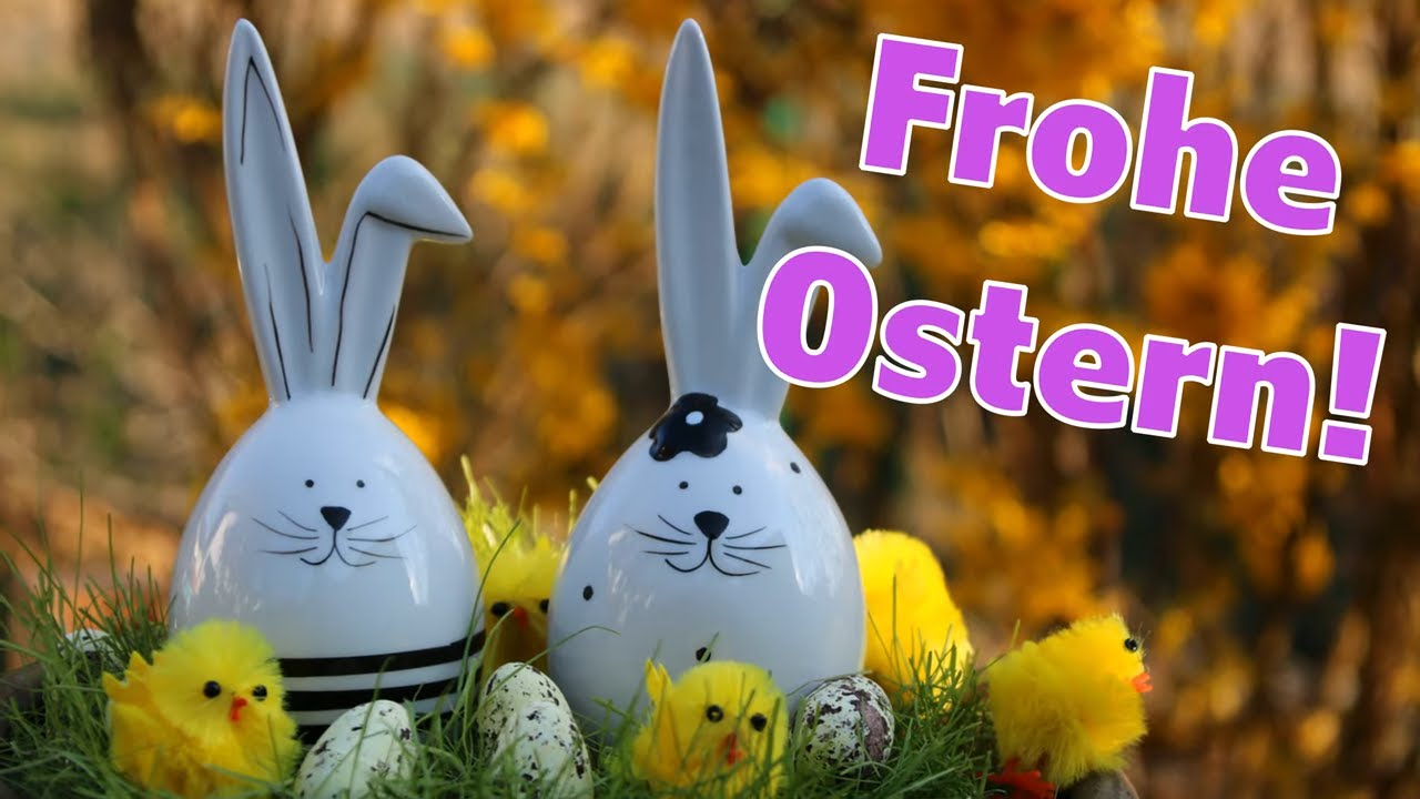 frohe ostern video lustig