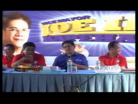 Vice Mayor Atty Joe III Espinosa - Kapehan sa Barangay Sampa