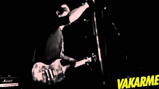Dave Hause - Trusty Chords (Hot Water Music Cover) @ Pouzza Fest 2012 - Vakarme.Org
