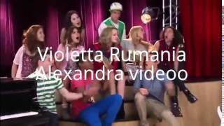Violetta 2-Bridgit Mendler cântă Hurricane