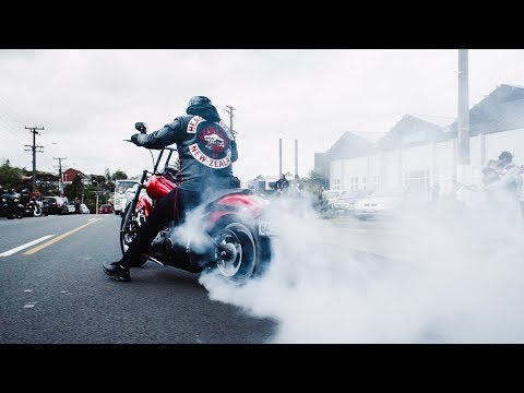 FLAMEDUP HHMC 2018 - Head Hunters MC New Zealand