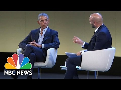 Thumbnail: What Barack Obama Doesn't Miss About The White House | NBC News