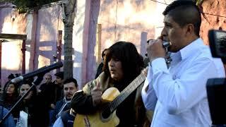 Dario Tévez y Alicia Pereyra junto a Acá Seca Trio