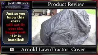 Keep rust away from your MTD lawn tractor with this cover
