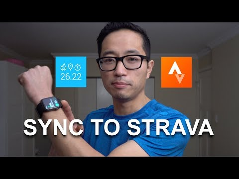 Sync iSmoothRun to Strava (or just about anywhere else)