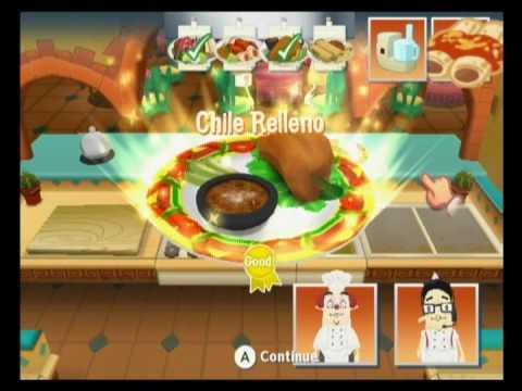 Wii Order Up - El Fuego! thumbnail