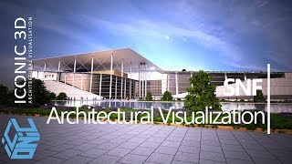 Stavros Niarchos Foundation Cultural Center - SNF ArchViz Study
