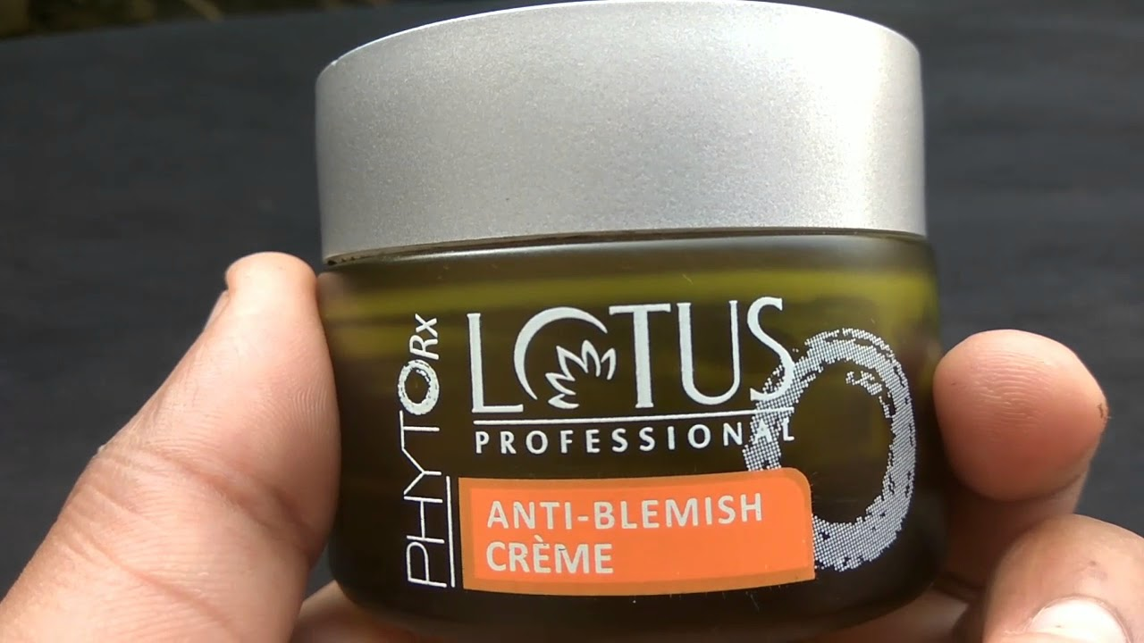 Lotus Youth Rx Face Wash Review