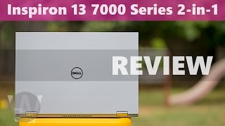 Dell Inspiron 13 7000 Series 2-in-1 Laptop REVIEW 7359 Skylake Model