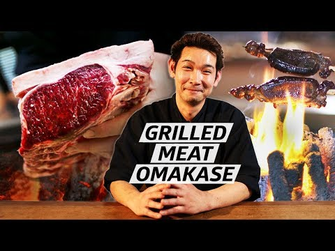 Chef Masashi Yamada Serves Wild Game Hunted in the Mountains of Japan — Omakase Japan