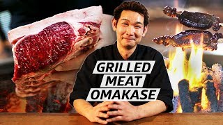 Chef Masashi Yamada Serves Wild Game Hunted in the Mountains of Japan - Omakase Japan