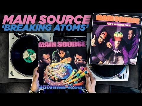 Discover Classic Samples On Main Source's 'Breaking Atoms'