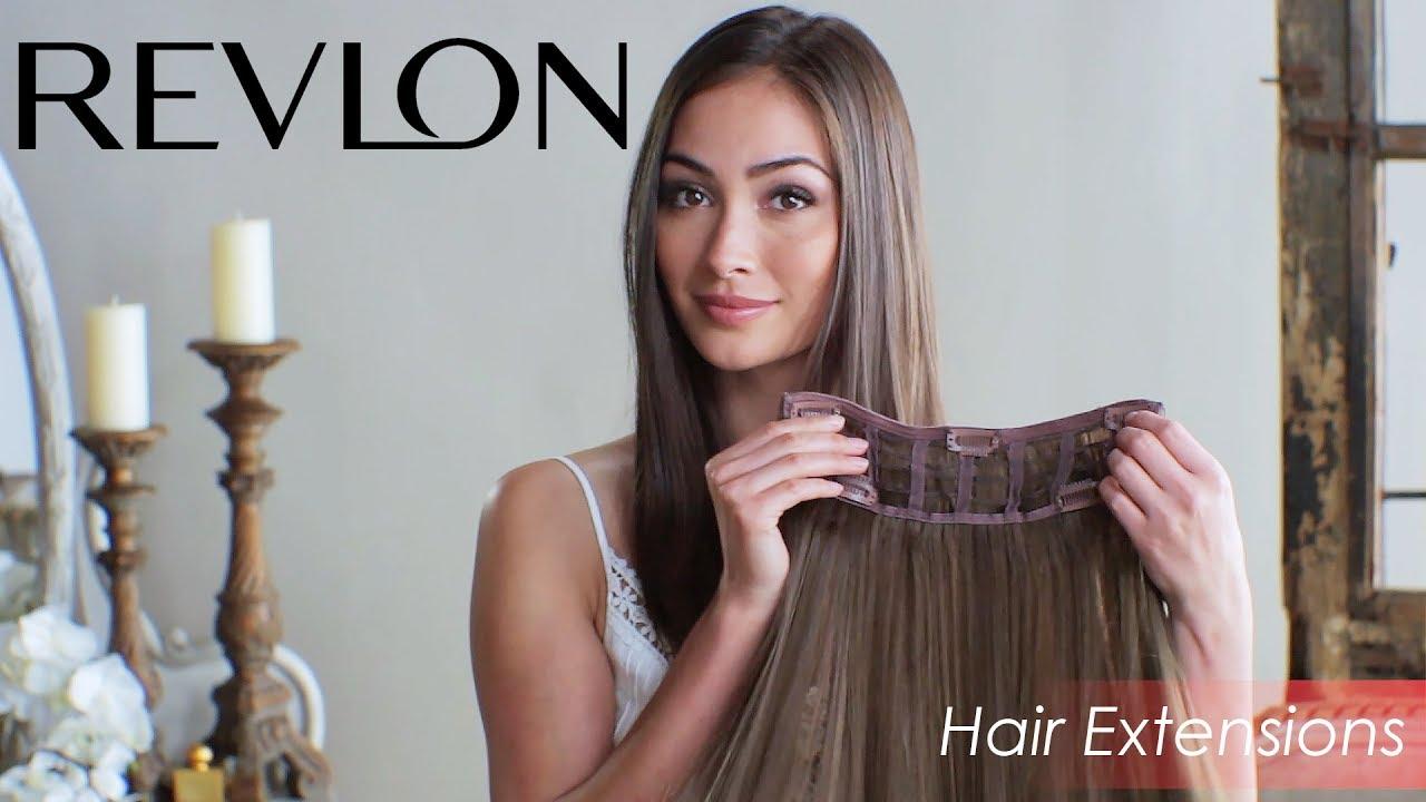 Revlon Primaflex Clip In Hair Extensions Beauty Hair Australia