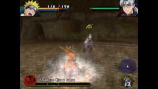 Naruto: Uzumaki Chronicles (PS2) - Part 11