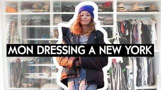 MON DRESSING À NEW YORK || Léna Situations