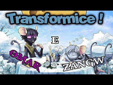 Transformice - Zangw & Omar Gameplay