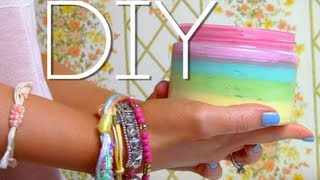 SkinME - Make Body Butter |Rainbow DIY