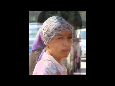 Faces of Xinjiang Uyghur and Kyrgyzstan