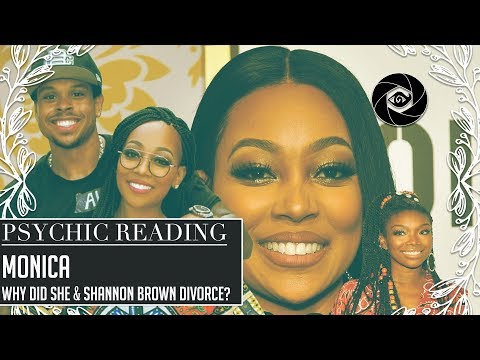 Psychic Reading - Monica - Why Did She & Shannon Brown Divorce? from YouTube · Duration:  1 hour 1 minutes 6 seconds