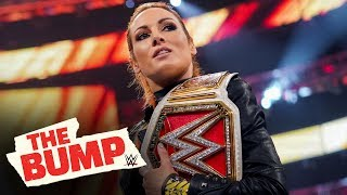 Becky Lynch talks WWE Draft, breakfast cereals and more: WWE's The Bump, Oct. 16, 2019
