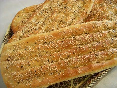 نان بربری Naan Barbari