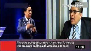 Fiscalía investiga a hijo de pastor evangélico por apología de violencia en seno familiar