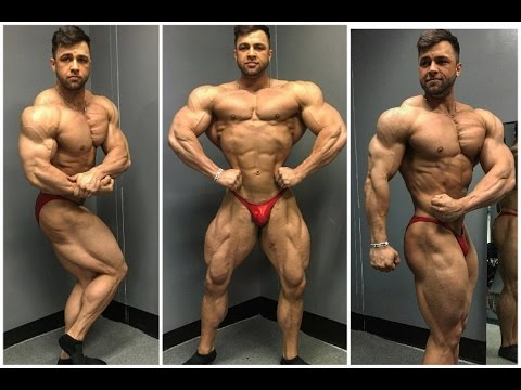 Bodybuilder Day in The Life - 9 Days Out Arnold Classic Amateur
