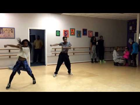 Jacob Latimore- You Come First Choreography!