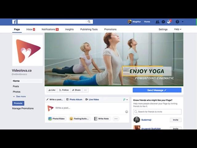 (V1-OTO) Cinematic yoga FB Cover a
