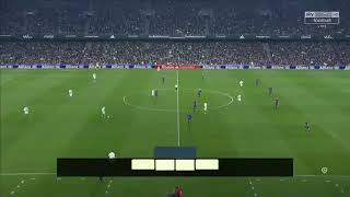 Real Betis vs Barcelona (0-5)  || La Liga || English Commentary Highlights || Matchday 20