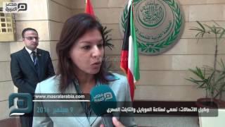 بالفيديو| وكيل الاتصالات: نسعى لصناعة الموبايل والتابلت المصري