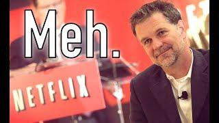 Netflix Backing Down from Net Neutrality Fight