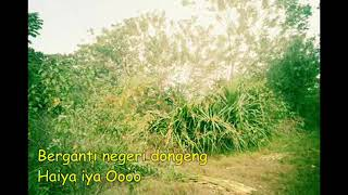 Sembilan Band - Cemara (Lirik)