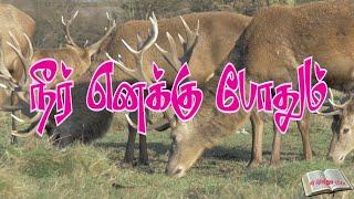 Neer enakku podhum  Tamil Christian song  நீர் எனக்கு போதும் HD video songs