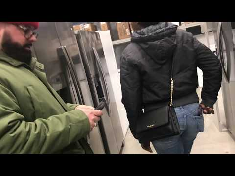 Refrigerator Shopping @ Lowes // Collazo House Vid #1 | Emon Collazo