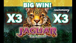 💰 JAGUAR MIST SLOT 💰 - ☛ BIG WIN ☜ - MAX BET WIN!!!! - Slot Machine Bonus