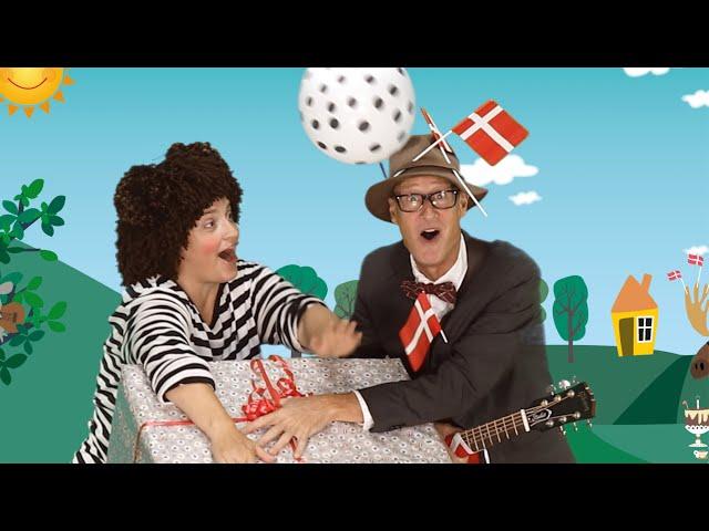 I dag er det Krelles fødselsdag | Fødselsdagssang på dansk med Popsi og Krelle