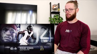 Rugby Player Reacts to NFL Top 100 Players of 2018 JULIO JONES (#4)