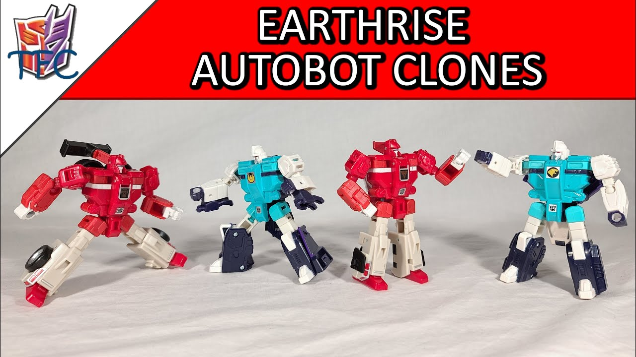 TF Collector Earthrise Autobot Twins Review!