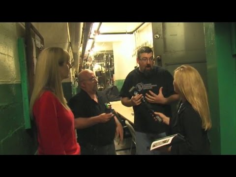 Paranormal Investigation: LIVE from the Tampa Theatre