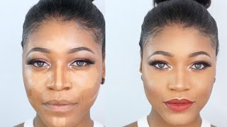 Download Video DETAILED Highlight & Contour Routine 2016 (Beginner Friendly) | Beauty With Vee ♡ MP3 3GP MP4