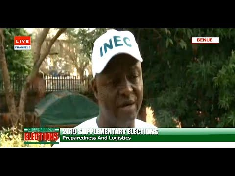Benue state governorship election so far